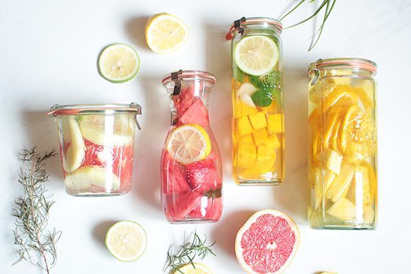 5 Nước detox giúp giảm cân, giảm mỡ và dưỡng da trắng hồng nhanh chóng, hiệu quả ai cũng nên thử