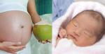 Mẹ bầu uống các loại nước này vào 3 tháng cuối, thai nhi trong bụng thích mê
