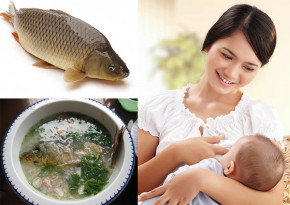 Mẹ chồng nấu cá chép cho con em cách này đúng là sinh bé ra môi đỏ như son luôn!