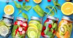 8 Loại nước detox dễ làm giúp đẹp da, chống lão hóa cực hiệu quả
