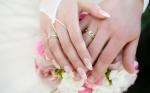 10 kiểu móng tay đẹp đúng xu hướng muà Thu – Đông 2018 cho cô dâu