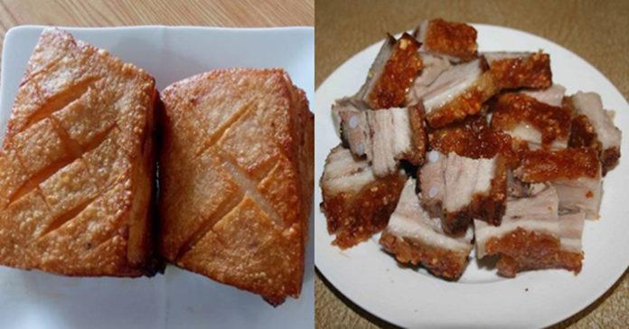 Mẹo làm heo quay giòn bì nhưng thịt không hề bị khô chỉ bằng chảo rán
