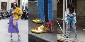 7 Xu hướng giày đình đám đang được các fashionista yêu thích nhất năm 2018