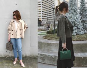 """5 Mẫu áo khoác mùa lạnh cực HOT cho các nàng nấm lùn """"hack"""" chiều cao siêu hiệu quả nhé!"""