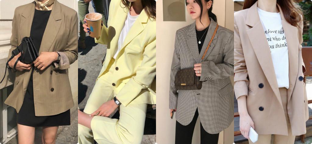 Bắt Kịp Xu Hướng Thời Trang Mùa Lạnh Với Kiểu Áo Blazer