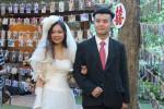 Câu chuyện tình yêu lãng mạn, đáng khâm phục của cô sinh viên nghèo Thanh Hóa