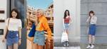 Muôn Vàn Kiểu Phối Đồ Với Chân Váy Jean Siêu Chất