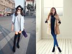 8 Cách phối đồ mùa đông đẹp và đơn giản cho bạn tự tin xuống phố!