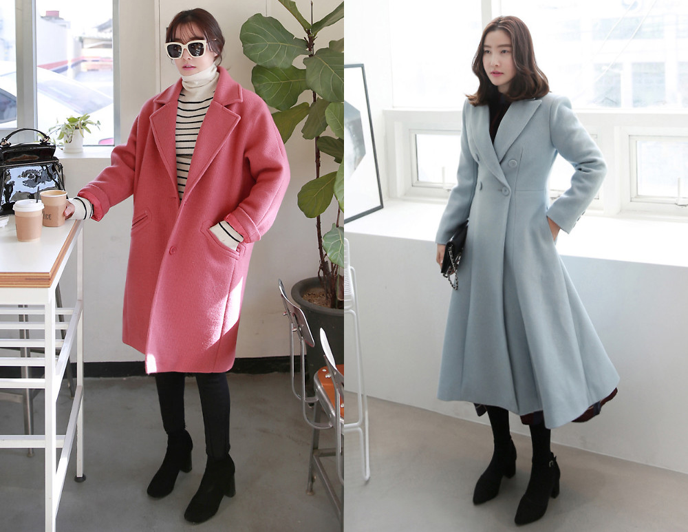 Cách mix trang phục khiến ngày đông thêm ngọt ngào, ấm áp dành cho các bạn gái
