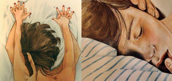 Đàn bà sành sỏi 5 kiểu 'hư hỏng' trên giường, đến già cũng đố đàn ông nào cai được