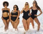 Những người phụ nữ xinh đẹp, tự tin và sexy, dù có mang bất cứ vóc dáng nào