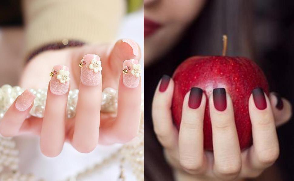 """12 mẫu nail đẹp dánh cho nàng """"sưởi ấm"""" những ngày Đông!"""
