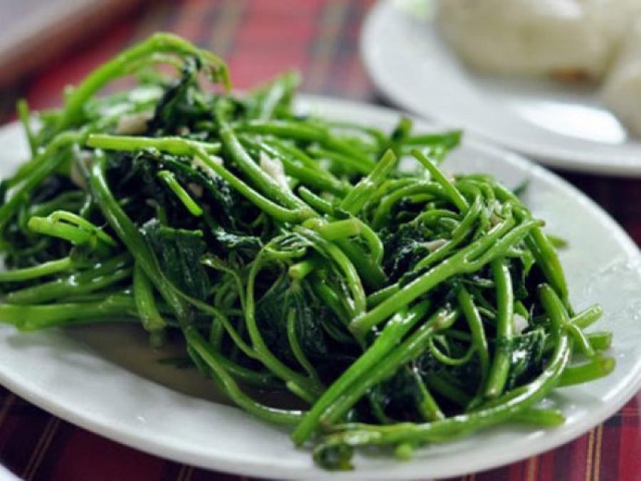"""Loại rau """" trường thọ"""" này bổ dưỡng hơn nhân sâm nhưng ít người biết rõ, Việt Nam mình có rất nhiều"""