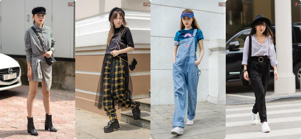 Style Của Giới Trẻ 2 Miền: Sài Gòn - Hà Nội