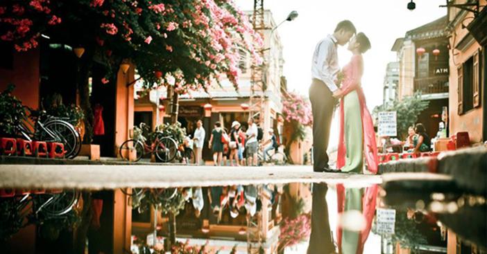 Các anh chồng phải tu tâm tích đức, ăn chay niệm Phật mới có may mắn cưới được vợ thế này