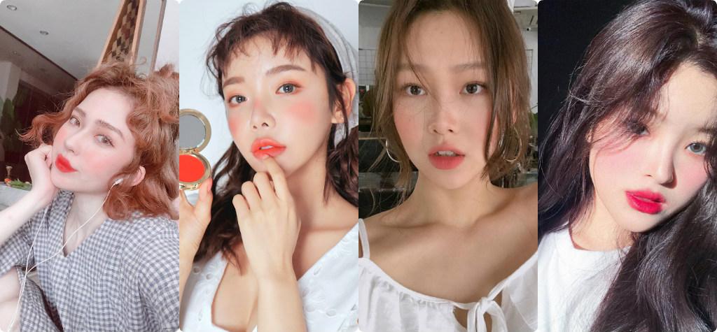 Makeup Má Hồng - Trend Mới Từ Những Cô Gái Hàn Quốc