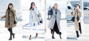 Áo Khoác Dáng Dài - Xu Hướng Mặc Đẹp Chưa Bao Giờ Lỗi Mốt Của Sao Hàn
