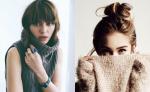 Gợi ý những kiểu tóc đẹp mơ màng cực hợp để diện cùng áo len mùa Đông!
