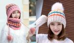 Những kiểu nón len xinh xắn cho mùa đông ấm áp 2018