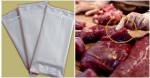 Cách nhận biết ƫʜịƫ bò giả chỉ bằng một tờ khăn ướt