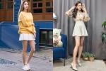 Bí quyết mix đồ với chân váy xòe ngắn cực đẹp và thời trang được ưa chuộng nhiều nhất