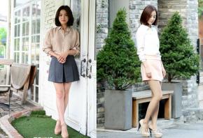 4 Sao nữ Hàn có chiều cao rất mực khiêm tốn nhưng vẫn sở hữu phong cách đẹp hút hồn