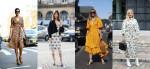 """Cập Nhật Những Kiểu Đầm Đậm Chất Phương Tây Đang Được Phái Đẹp """"Lăng Xê"""" Cuối Năm 2018"""