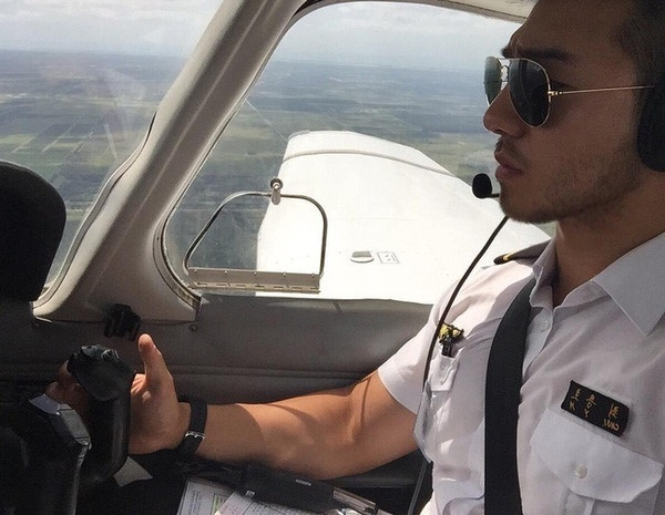 Đây chính là lý do tại sao bạn nên hẹn hò với anh chàng phi công?