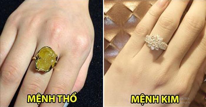 Mách nhỏ cách chọn mua nhẫn cho cuộc đời hưởng phúc an nhàn