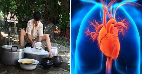Đàn ông làm việc nhà sẽ nhận được 3 điều cực tốt cho sức khỏe, khoa học đã chứng minh