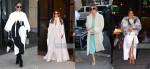 Học Hỏi Jennifer Lopez Diện Áo Khoác Mùa Đông Thật Phong Cách