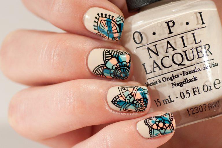 Các mẫu nail nghệ thuật dành cho cô nàng theo đuổi phong cách cá tính và táo bạo