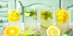 Công Thức 5 Loại Nước Detox Giảm Mỡ Bụng Cực Hiệu Qủa