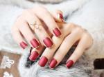 Màu sơn móng tay đẹp được ưa chuộng nhất trong dịp Tết Kỷ Hợi 2019
