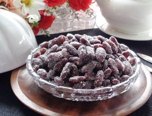 1001 MÓN TẾT: Công thức làm mứt đậu đỏ thơm ngon chuẩn vị Tết