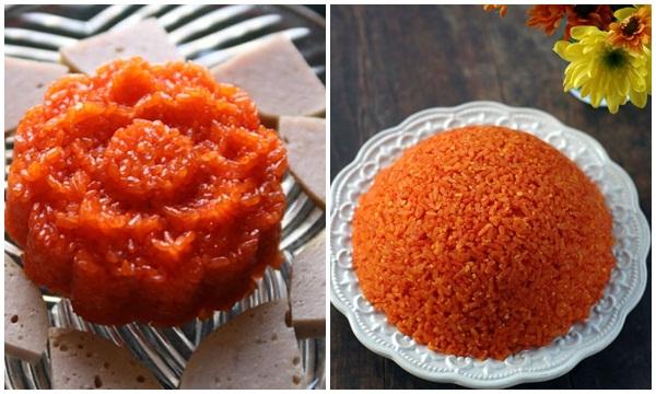 1001 MÓN TẾT: Cách nấu xôi gấc dẻo mềm, thơm ngon cho mâm cỗ ngày Tết