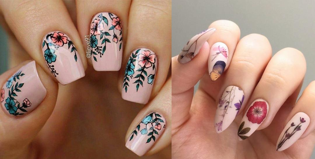"""Tham khảo ngay những mẫu nail đẹp Tết """"đậm chất"""" CỔ TRUYỀN nhưng không hề bị sến."""