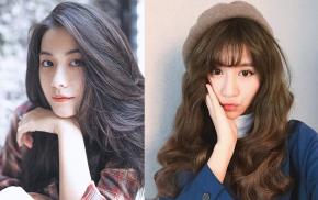 """Bật mí 10 kiểu tóc """"siêu lung linh"""" dành cho các cô nàng mặt tròn đón Tết 2019"""