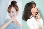 """Tham khảo ngay các kiểu tóc dành cho mặt tròn được mỹ nhân Hàn Quốc """"lăng xê"""" đầu năm 2019"""