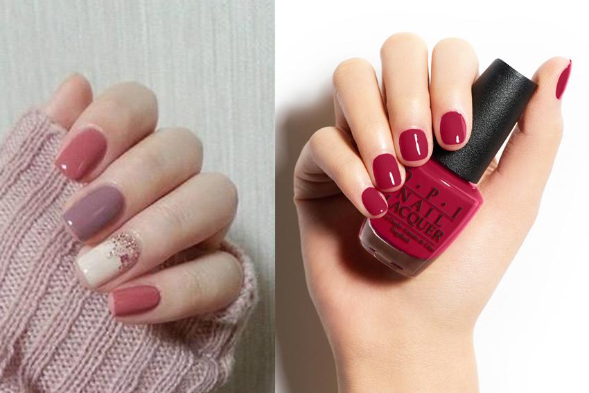 7 Màu sắc giúp bàn tay ngọc ngà của bạn thật sự tỏa sáng cho những ngày đầu Xuân!