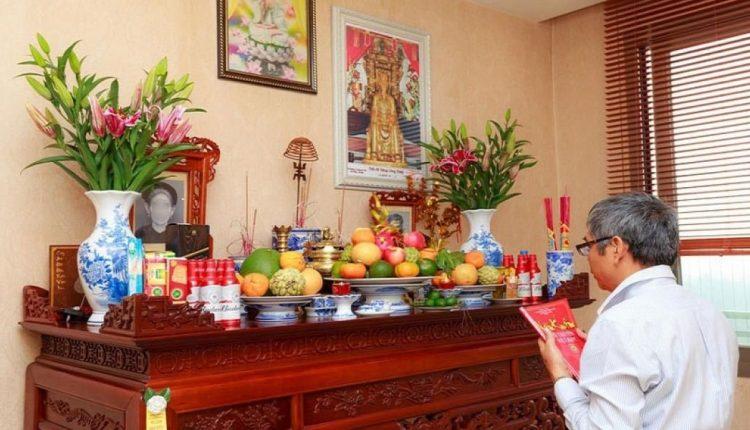 Cúng rằm tháng Giêng, thắp hương hoa quả gì để cả năm may mắn, tài lộc?