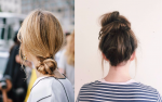 7 Kiểu tóc đẹp đơn giản gọn nhẹ bạn có thể thực hiện khi đi làm chỉ với 1 phút