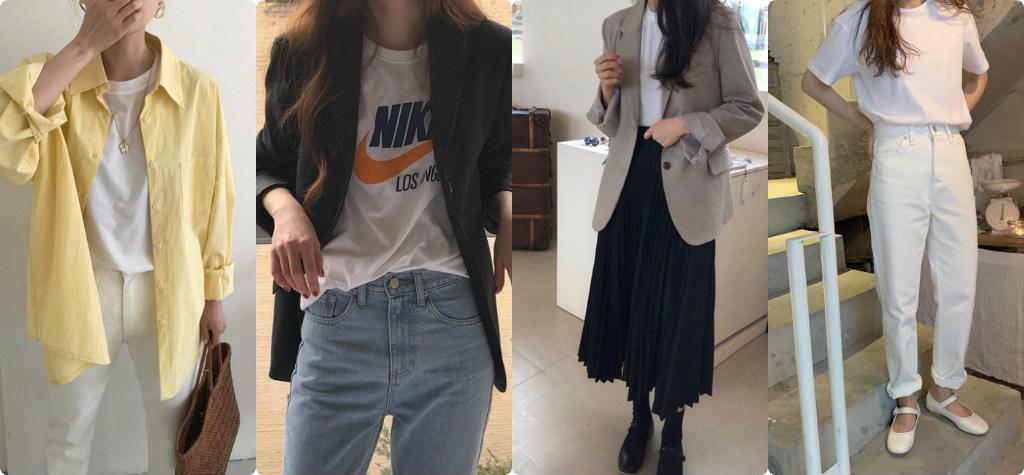 Áo Phông Mặc Sao Cho Đẹp?