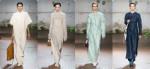 Sàn Diễn Của Jil Sander tại Milan Fashion Week Xuất Hiện Nhiều Mẫu Thiết Kế Giống Áo Dài Việt Nam