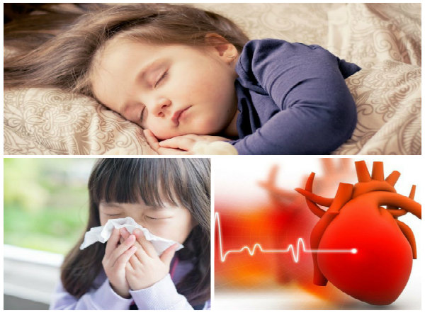 7 căn bệnh nguy hiểm trẻ có thể mắc nếu thường xuyên đi ngủ muộn