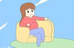 Mẹ bầu không nên ngồi chéo chân để tránh 7 nguy hại này trong thai kỳ