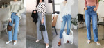 Mix quần Jean sao cho hợp?