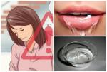 Sáng sớm thử nhỏ nước bọt vào miệng cốc thấy có dấu hiệu này hãy đến gặp bác sĩ ngay kẻo hối không kịp