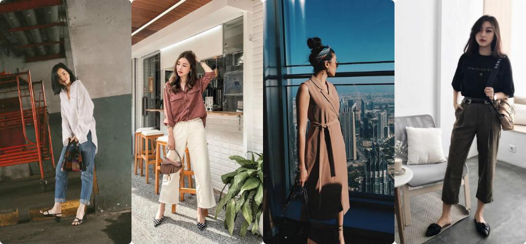 4 Items mặc đẹp và Trendy dành cho quý cô ngoài 30