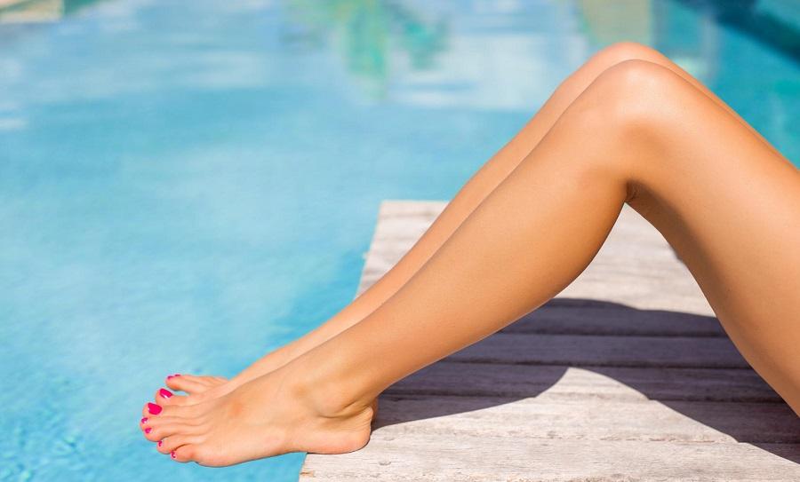 Bí quyết cho đôi chân nuột nà chỉ sau 5 bước tẩy lông chân đơn giản ngay tại nhà